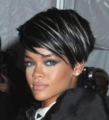 мелирование на черные волосы фото