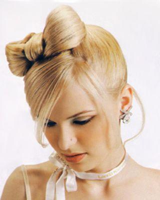 бант из волос фото 1