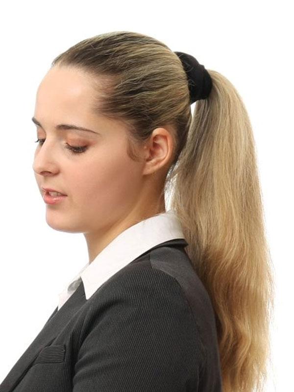 офисные прически на длинные волосы фото 3