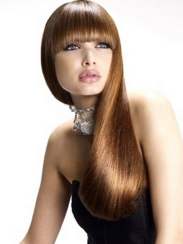 прически на длинные волосы 2014 фото 3