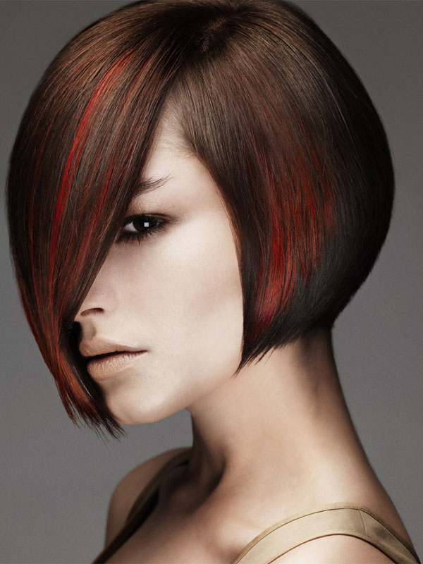 каре на средние волосы фото 2