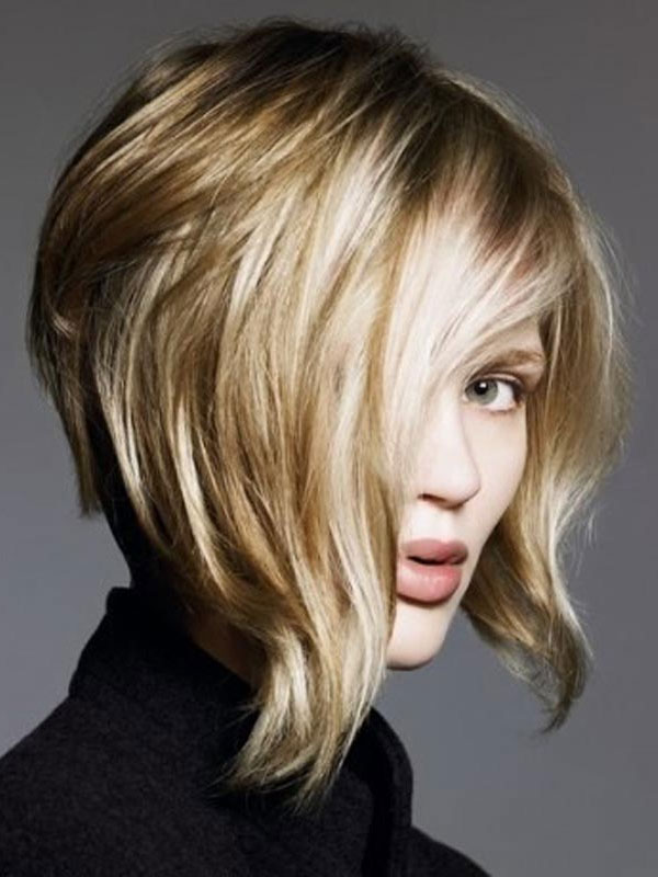 каре на средние волосы фото 3
