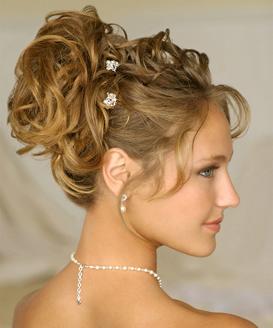 свадебная прическа для длинных волос фото