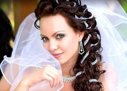греческая свадебная прическа фото