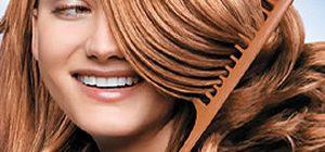 блестящие волосы фото 1
