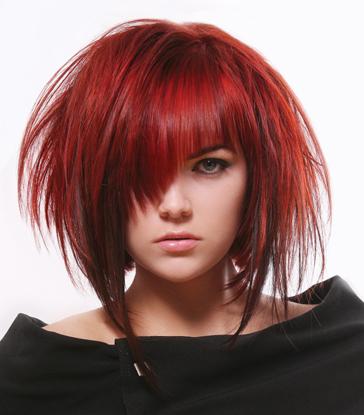 схемы причесок для средних волос