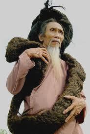 самые длинные волосы у мужчины фото