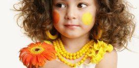 детские прически фото