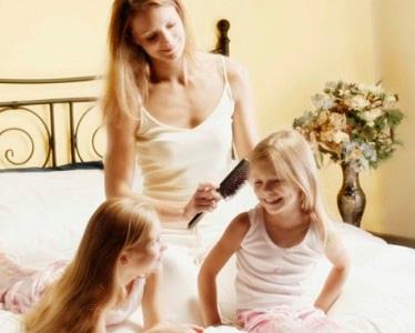 правильный уход за волосами фото