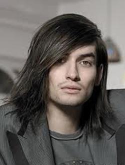 мужская стрижка на длинные волосы фото