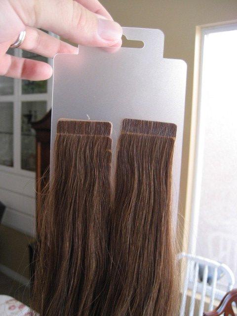 ленты волос