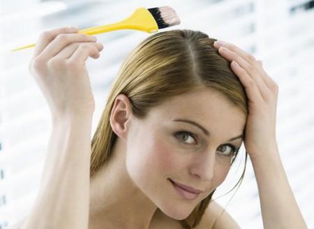 Как вывести краску с волос