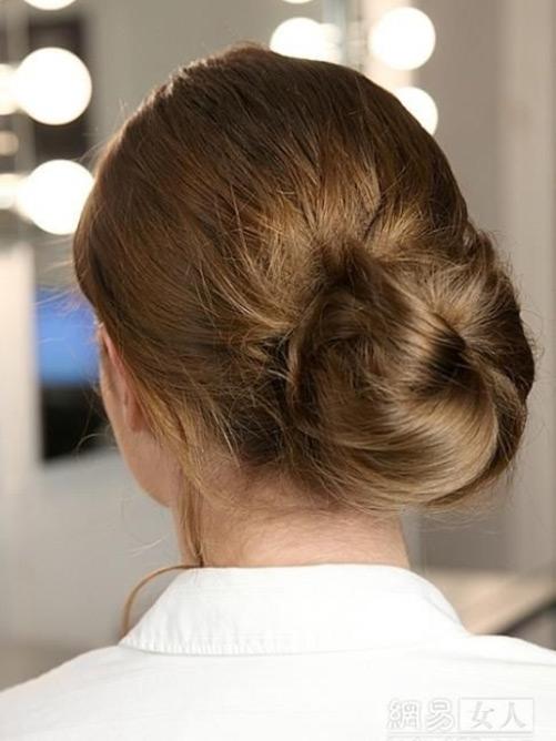 пучок из волос фото 3