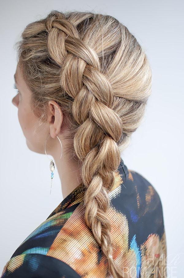 плетеиие косы