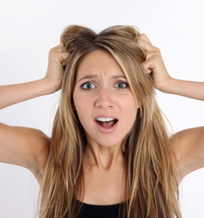 Жирные волосы у подростка что делать