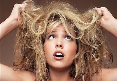как бороться с ломкостью волос
