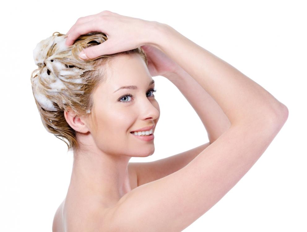 как правильно мыть тонкие волосы