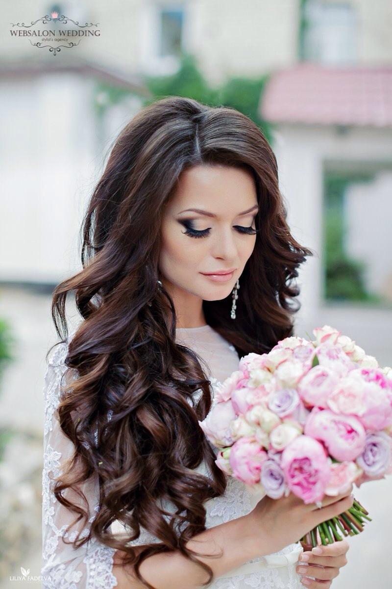 свадебная прическа фото 4