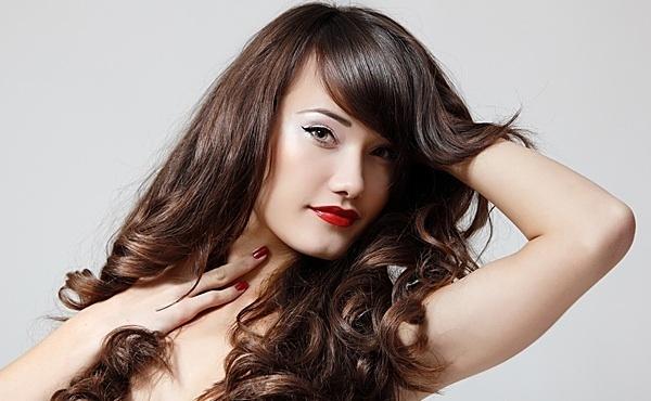 цветное биоламинирование волос