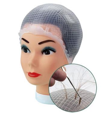 особенности мелирования через шапочку