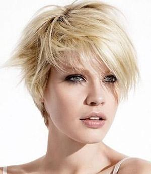 французские стрижки для коротких волос