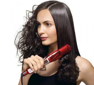 укладка волос азиатского типа