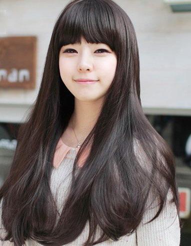 корейские стрижки и прически
