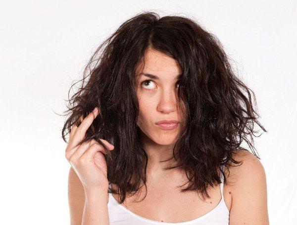 как восстановить волосы после снятия